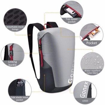 Gonex 35L Ultralight Backpack Foldable 2