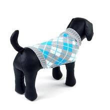 Fashion Dog Vest Sweater Knit Blend Jumper Pet Puppy Cat Warm Soft Clothes Apparel