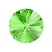 #1122 6 8 10 12 14 16 18mm Cristal Jonquil Rivoli Cristal Chatons de Strass Ponto de volta Strass Pedra de Cristal Para Unhas arte