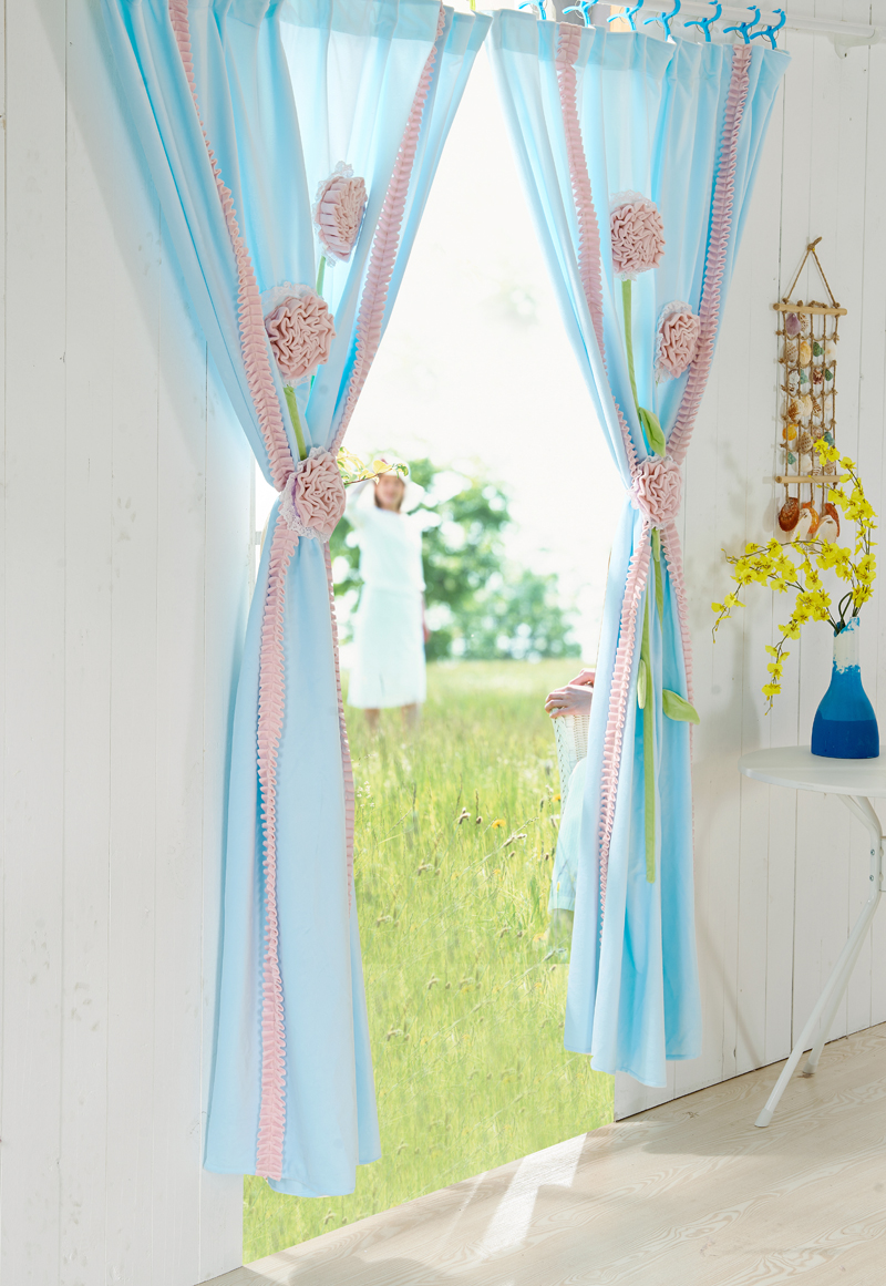 Online buy wholesale sheer wall from china sheer wall for Buy curtain fabric online