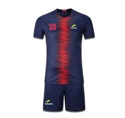 Soccer Jersey Paris Men Football Sets Adults Soccer Shirt Top Quality Paris Neymar Jr Cavani Mbappe Training Jersey Man Psg Kits