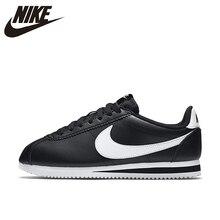 separation shoes 2e181 67ad5 Nuovo Arrivo originale Ufficiale Nike Classic Cortez Impermeabile delle  Donne Runningg Scarpe scarpe Da Tennis di