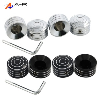 New Motorcycle Black Circle Style Bolts Toppers Caps Fits Harley Davidson Sporster 1986-later XL2008-2013 circle