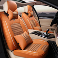5 pieces / set ice car seat covers four seasons  which is suitable for various types of vehicle seat covers