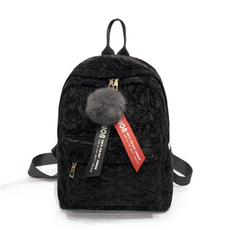 Fashion Women Backpack High Quality Youth Leather Backpacks for Teenage Girls Female School Shoulder Bag Bagpack 01