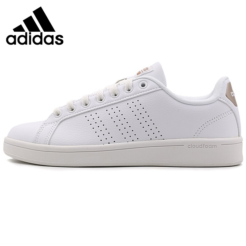 Original New Arrival 2017 Adidas NEO Label ADVANTAGE Women's  Skateboarding Shoes Sneakers кроссовки adidas neo adidas neo ad003amura29