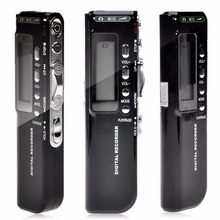 цена на Hot selling N10 8GB Digital Voice Recorder Dictaphone MP3 Player USB Flash Supports MP3 WMA ASF and WAV Music Formats