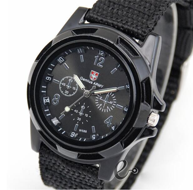Luxury Brand Fashion Bracelet Military Quartz Watch Men Women Sports Wrist Watch Wristwatches Clock Hour Male Relogio Masculino