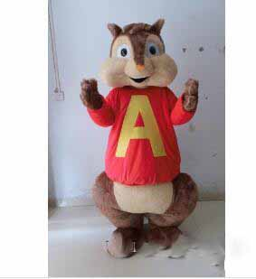 Factory Outlets Adult Alvin Mascot Costume Chipmunks Costume Chipmunk Mascot Costume Buy At The Price Of 117 00 In Aliexpress Com Imall Com