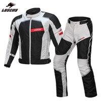 Водостойкая мотоциклетная куртка Защитное снаряжение комбинированное тело армированные средства защиты кроссовая гоночная куртка Cruiser