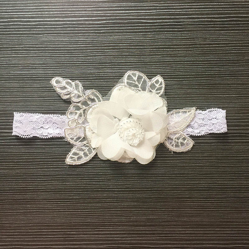 Garters Women's Intimates Garter White Embroidery Flower Beading Rhinestone Female Wedding Garters For Bride Rubber Lace Band Bridal Leg Garters Wg009