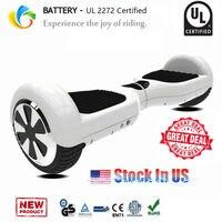 2017 Auto Équilibrage Scooter, Hoverboard, électronique Scooter Ver Plus Stock en Nous