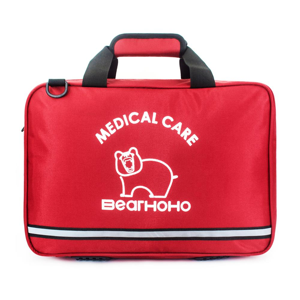 Large Size Empty First Aid Bag Nurse/Physician Medical First Responder Trauma Bag Emergency Kit For Homecare Doctor Outdoor Visi