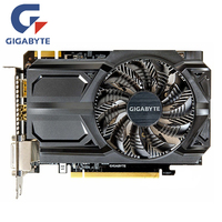 GIGABYTE GTX 950 2GB Video Card GV N950OC 2GD D5 GDDR5 N950D5 2GD Graphics Cards For
