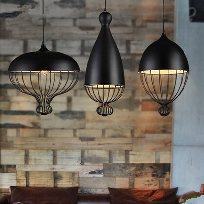 Art iron pendant lamp of American restoring ancient ways  decorate in cafe restauest study room Inn balcony bar Warehouse l30 magneto angular contact ball bearing 30x62x16mm separate permanent magnet motor abec3