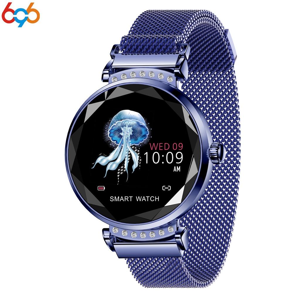 Unterhaltungselektronik Ausdauernd 696 Smartwatch Menstruations Herz Rate Monitor Frauen Smart Handgelenk Uhren Intelligente Sport Armband Pedometer Kalorie Frau Uhr