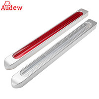 Universal LED Car Auto Brake Light Bar Tail Stopping Lamp 48LED Rear Tail Warning Light Lamp