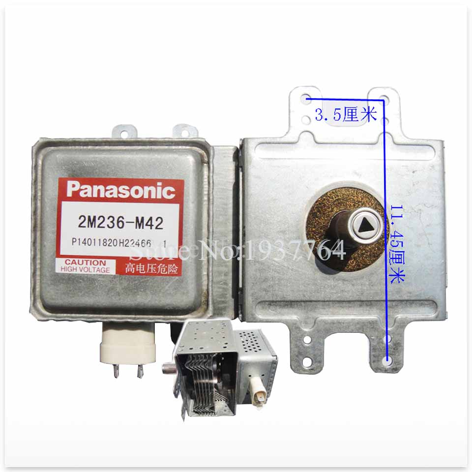 Original Microwave Oven Magnetron 2M236-M42 For Panasonic Microwave Parts