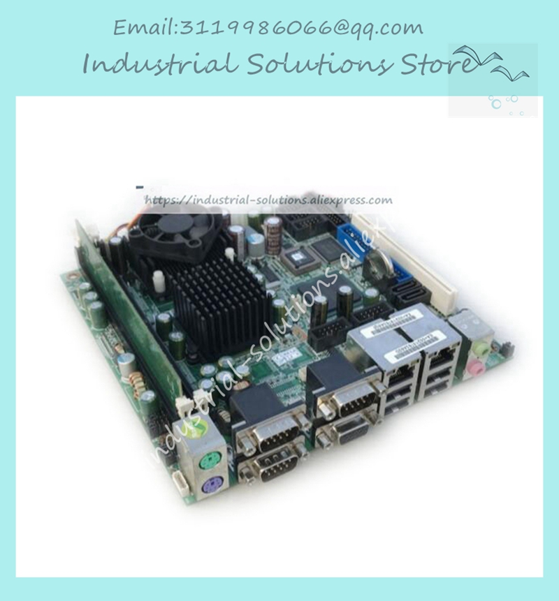 ITX motherboard SBC86822 Rev: A3-RC 6COM port support 485422 100% tested perfect qualityITX motherboard SBC86822 Rev: A3-RC 6COM port support 485422 100% tested perfect quality
