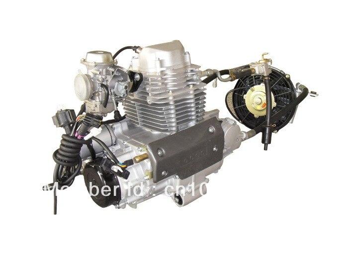 ODES 400CC ENGINE ATV UTV-in ATV Parts & Accessories from