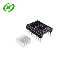 цена на 10pcs/lot 3D Printer StepStick DRV8825 Stepper Motor Drive Carrier Reprap 4-layer PCB RAMPS