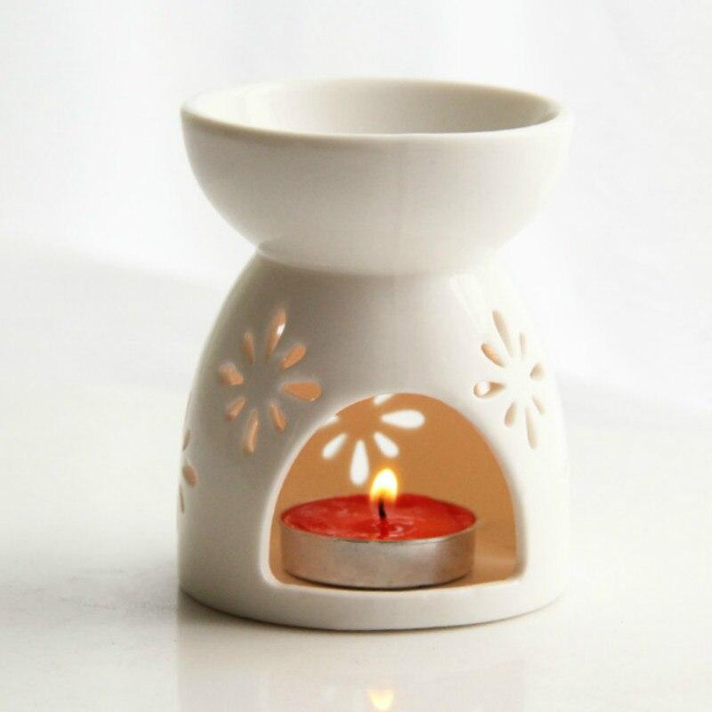 Aromatherapy Ceramic Oil Furnace Candle Aromatherapy Lamp