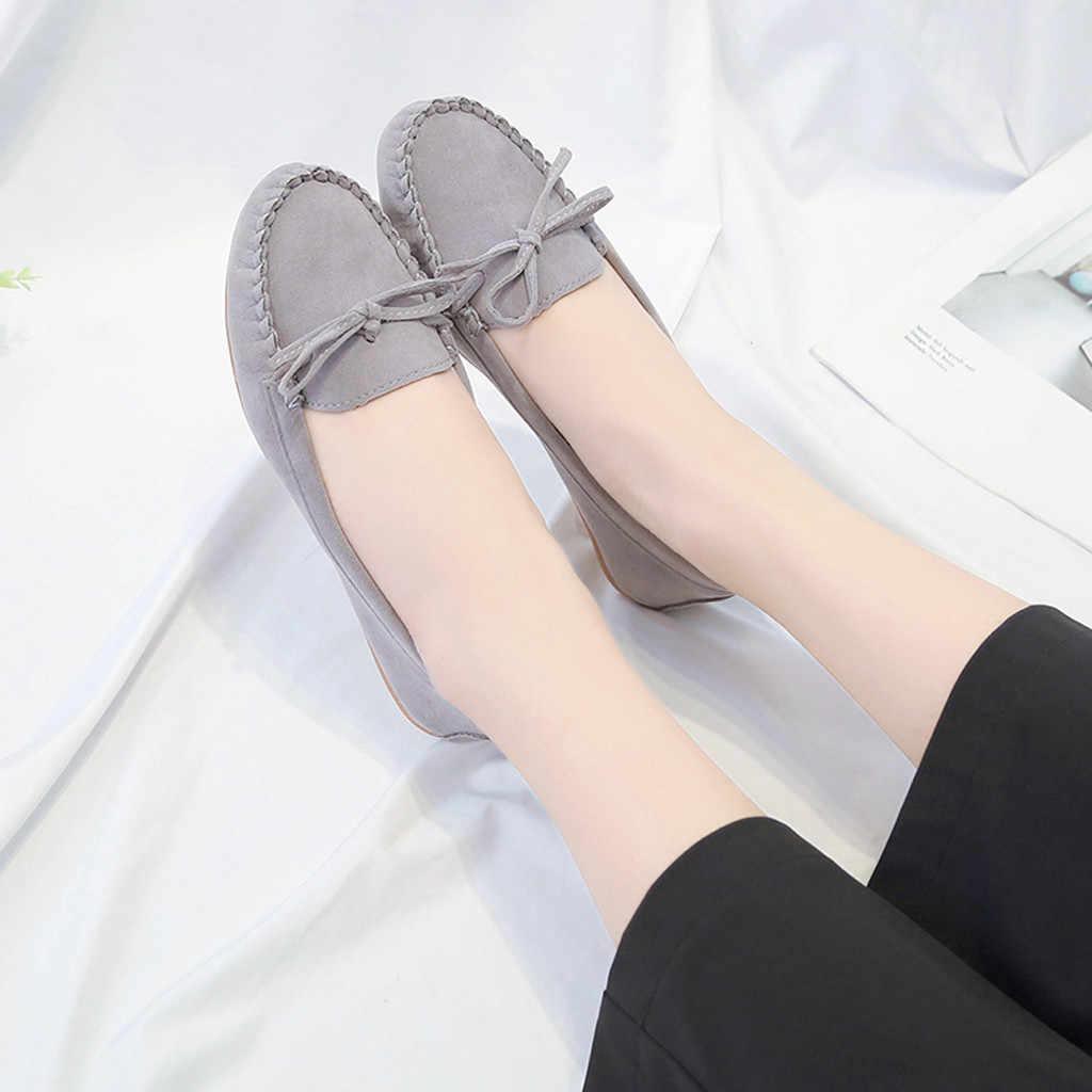 Scarpe sandali Delle Donne piatto Slip-On Scarpe Singolo Piatto Scarpe Piselli Scarpe Da Barca delle donne sandali piatti scarpe estive casuali delle donne