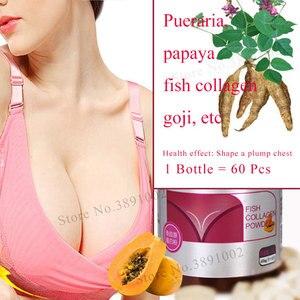 Pueraria Extract,Mirifica Papaya Breast Enlargement Capsules,Breast Augmentation Pills,Massage Oil,Bigger Breast Bust Care Cream
