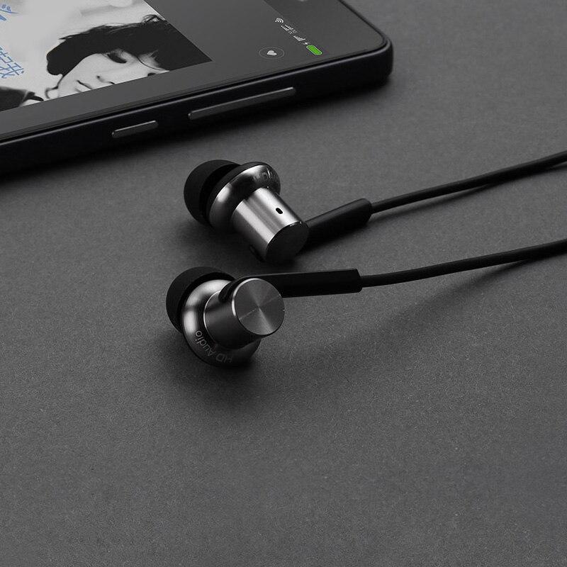 Image 4 - Original Xiaomi Mi In Ear Hybrid Pro HD Earphone With Mic Noise  Cancelling Mi Headset for Mobile Phones Huawei Redmi 4earphone with  micmi in-earxiaomi mi in-ear