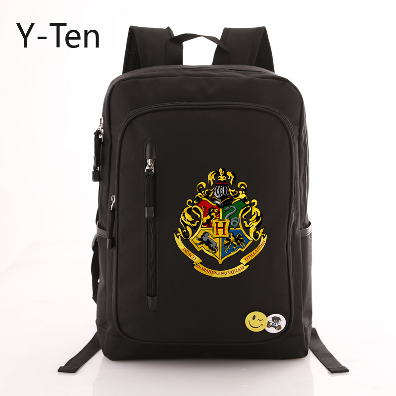 Harry Potter Magical Magic College Backpack Student Bag Oxford Cloth Student Waterproof Bag 2019 Free ShippingHarry Potter Magical Magic College Backpack Student Bag Oxford Cloth Student Waterproof Bag 2019 Free Shipping
