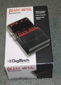 Image 2 - DigiTech DDM Death Metal Distortion/ Grunge Distortion Pedal/ Digital Multi Voice Chorus Guitar Effects Pedal