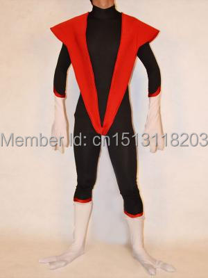 New Nightcrawler Costume Spandex Full body Superhero Zentai Suit X-Men Costume Halloween Cosplay Suit