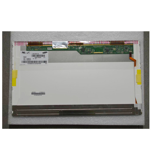 Replacement for Samsung NP300 Screen LED LCD Display Matrix for Laptop NEW 15.6 HD 1366x768 panel