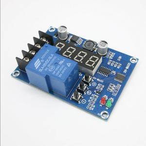 Image 3 - תשלום שליטת מודול 6 60V אחסון ליתיום סוללה טעינת הגנת לוח מטען בקר עבור 12v 24v 48v סוללה XH M600