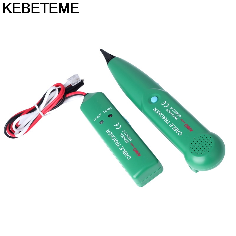 Original Telephone Phone Wire Network Cable Tester Line Tracker for ...
