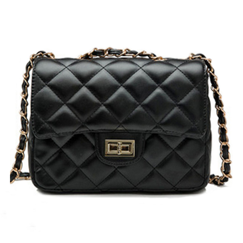 цены  New Adele Flap Mini Women'S Bags Ladies Luxury High Pu Leather Handbag Chain Shoulder Bag Plaid Women Messenger Crossbody Bag