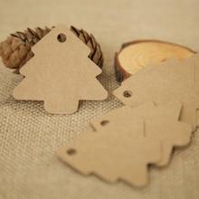 Kartonowe choineczki