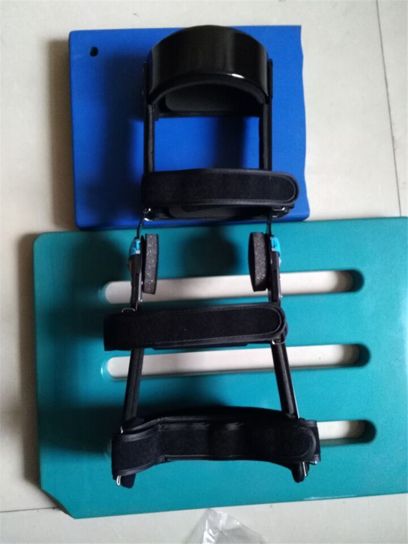 Free Shipping Knee Orthosis For Fracture Fixation Injury Support Strong Medical Orthosis Hot Selling Hospital Products Retail 2017 free shipping hot retail