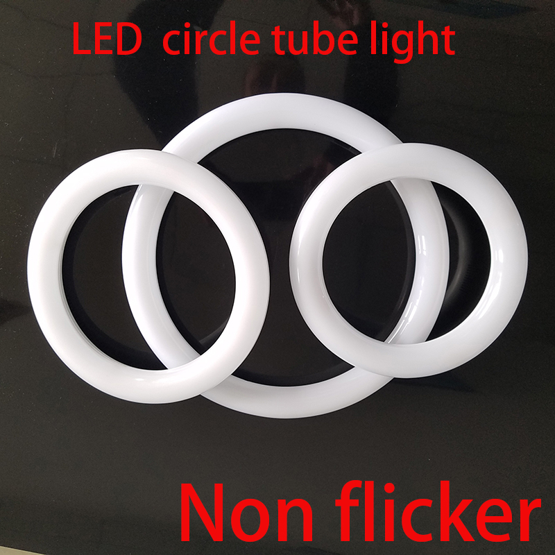 Circular Tube LED circle Ring lamp 8 inch Circular T9 LED light replace fluorescent FC8T9 bulb directly without rewiring free shipping ce 11w g10q led ring light circle light bulb circular tube light replace 32w 40w fluorescent round tube
