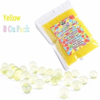 AINOLWAY 8 OZ Water Beads Original Size Water Gel Bead Jelly Growing Balls For Orbeez Refill