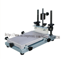 precision hand screen printer/screen printing machine by hand