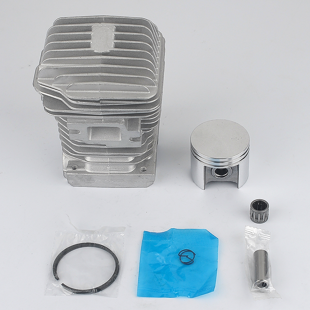 2*pcs 42.5mm Cylinder piston repair kit fit Stihl 023 MS230 025 MS250 Motosierra Chainsaw 1123 020 1209 42 5mm cylinder piston pin ring kits oil pump for stihl 023 ms230 025 ms250 250 chainsaw parts 1123 020 1209