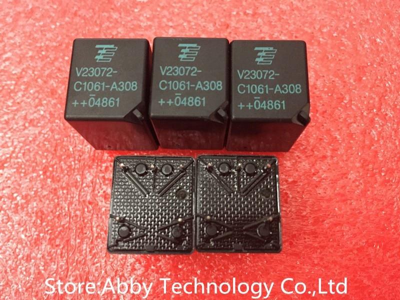 10pcs lot V23072 C1061 A308 12V V23072 C1061 A308 V23072C1061A308 Relays