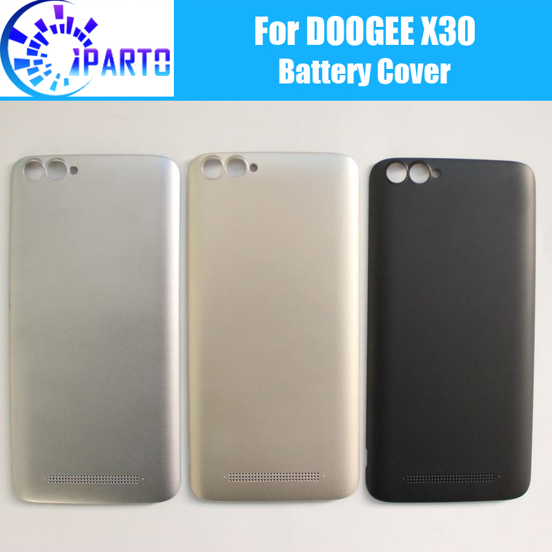 Doogee <font><b>X30</b></font> <font><b>Battery</b></font> Cover Replacement 100% Original New Durable Back Case Mobile Phone Accessory for Doogee <font><b>X30</b></font> image
