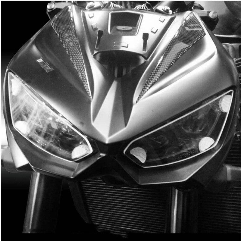 Para Kawasaki Z1000 z1000 2014-2016 Motocicleta Farol Protector Tampa Da Lente Da Tela