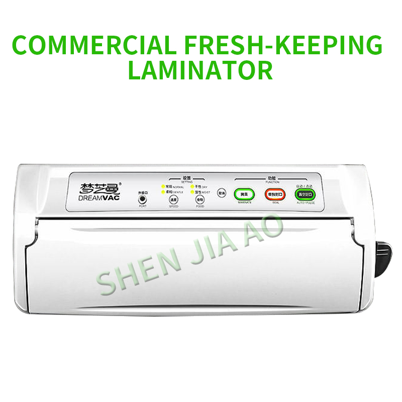 220V Vacuum Packaging Machine Dry And Wet Small Food Vacuum Sealing Tea Laminating Machine Commercial Household Sealing Machine 220V Vacuum Packaging Machine Dry And Wet Small Food Vacuum Sealing Tea Laminating Machine Commercial Household Sealing Machine