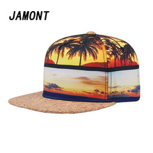 94a2caca0d39b8 JAMONT Unique Design Baseball Cap For Women Men Bone Printing Pattern  Cotton Street