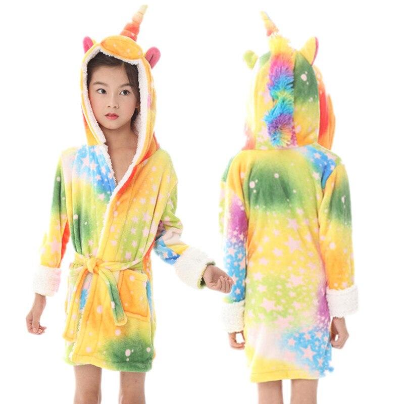 b8684360b0 Dropwow EOICIOI Baby Animal Bathrobe For Boys Girls Flannel Hooded ...