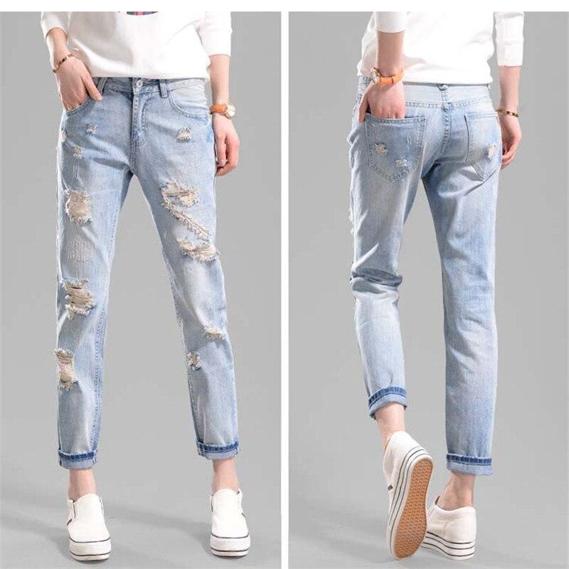 Online Get Cheap Ripped Jeans Women Designer -Aliexpress.com ...