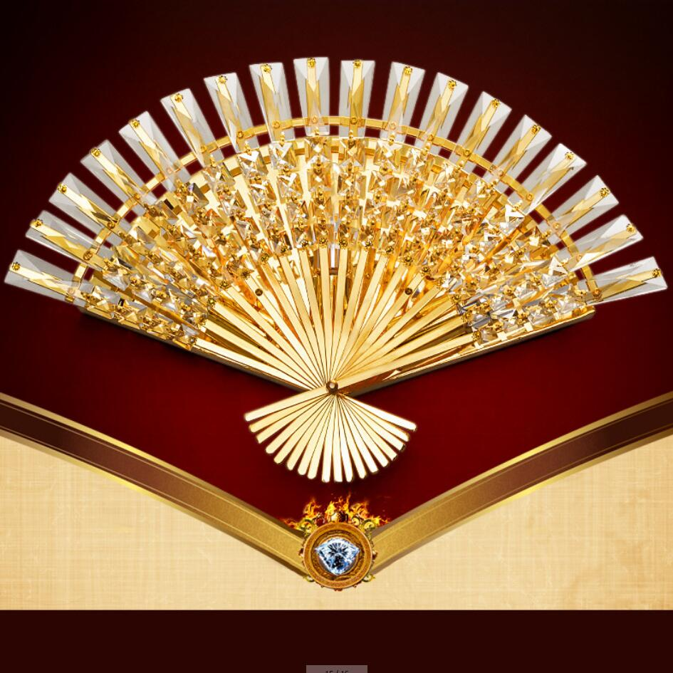 Light Process Company: Aliexpress.com : Buy Modern Golden Crystal Lamps Crystal